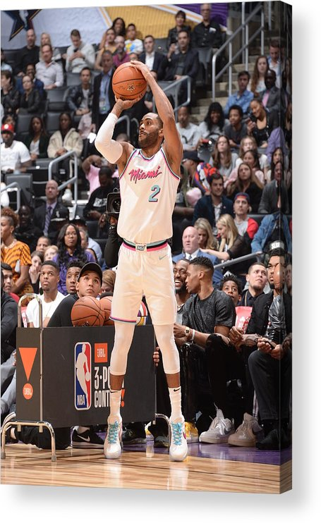 Event Acrylic Print featuring the photograph Wayne Ellington by Andrew D. Bernstein