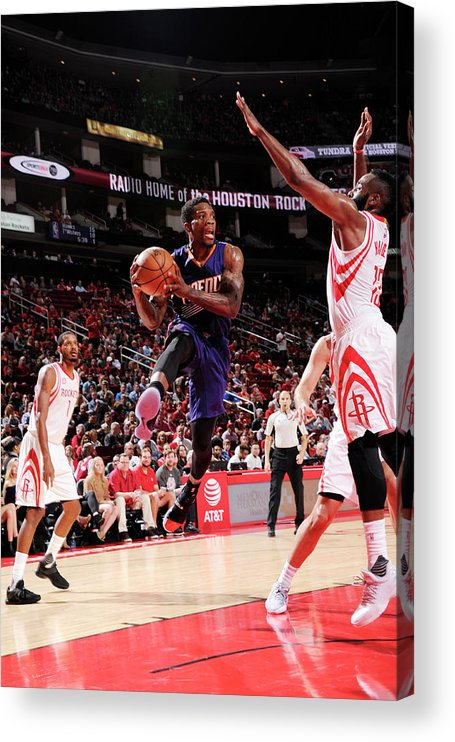 Nba Pro Basketball Acrylic Print featuring the photograph Eric Bledsoe by Bill Baptist