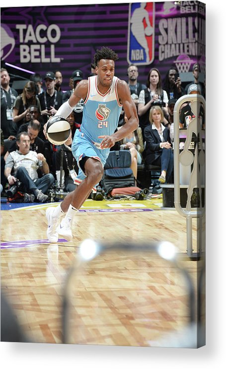 Event Acrylic Print featuring the photograph Buddy Hield by Andrew D. Bernstein