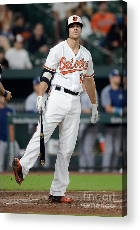 People Acrylic Print featuring the photograph Chris Davis by Greg Fiume