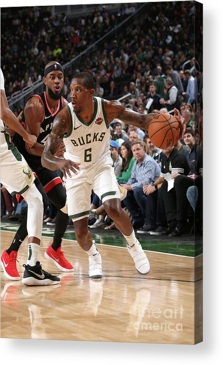 Nba Pro Basketball Acrylic Print featuring the photograph Eric Bledsoe by Gary Dineen