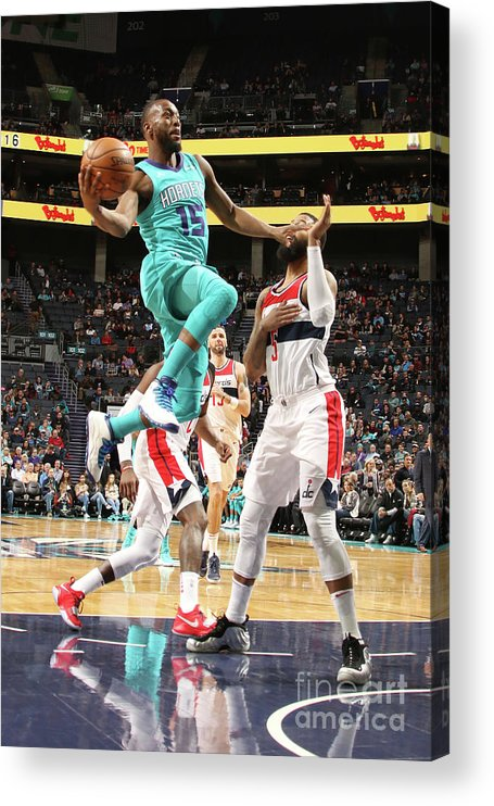 Kemba Walker Acrylic Print featuring the photograph Kemba Walker by Brock Williams-smith
