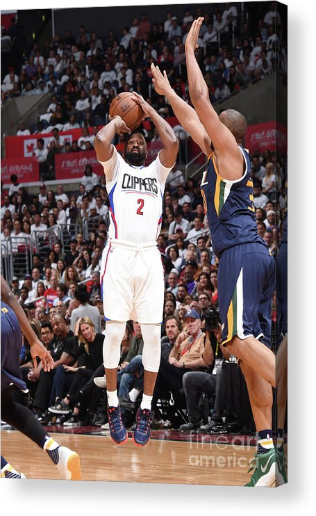 Playoffs Acrylic Print featuring the photograph Raymond Felton by Andrew D. Bernstein