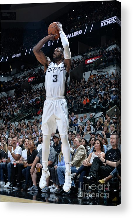 Nba Pro Basketball Acrylic Print featuring the photograph Brandon Paul by Mark Sobhani