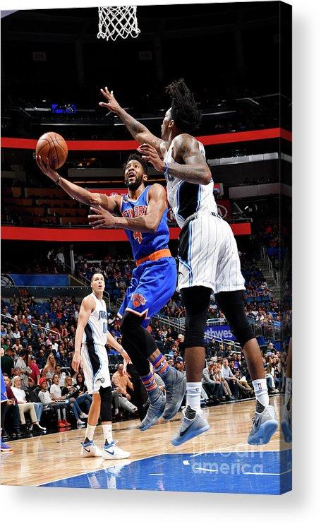 Nba Pro Basketball Acrylic Print featuring the photograph Chasson Randle by Fernando Medina