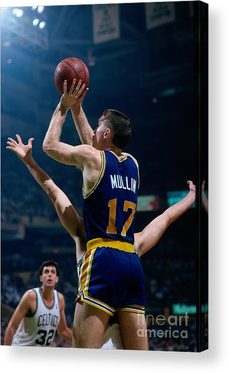1980-1989 Acrylic Print featuring the photograph Chris Mullin by Dick Raphael
