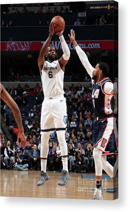 Nba Pro Basketball Acrylic Print featuring the photograph C.j. Miles by Joe Murphy