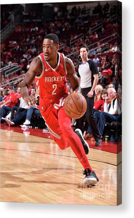 Nba Pro Basketball Acrylic Print featuring the photograph Demetrius Jackson by Bill Baptist