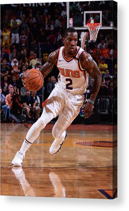Nba Pro Basketball Acrylic Print featuring the photograph Eric Bledsoe by Michael Gonzales