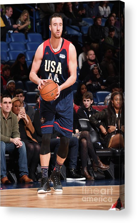 Event Acrylic Print featuring the photograph Frank Kaminsky by Andrew D. Bernstein