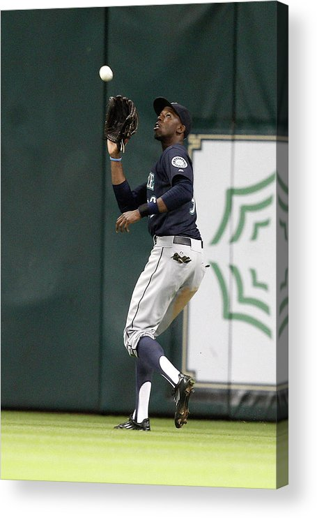 Ninth Inning Acrylic Print featuring the photograph James Jones by Bob Levey