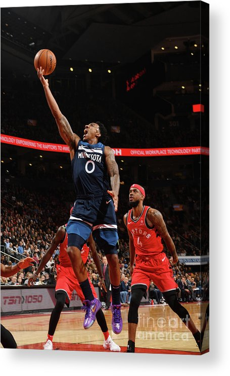 Nba Pro Basketball Acrylic Print featuring the photograph Jeff Teague by Ron Turenne