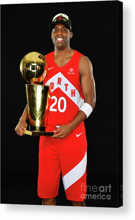 Playoffs Acrylic Print featuring the photograph Jodie Meeks by Jesse D. Garrabrant