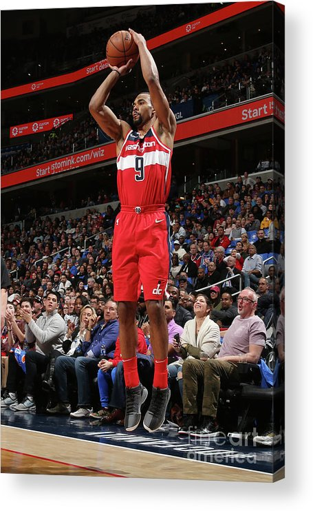 Nba Pro Basketball Acrylic Print featuring the photograph Ramon Sessions by Ned Dishman
