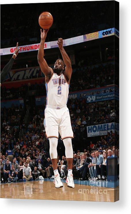 Nba Pro Basketball Acrylic Print featuring the photograph Raymond Felton by Layne Murdoch