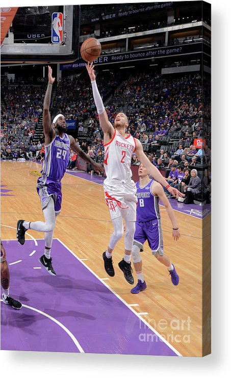 Nba Pro Basketball Acrylic Print featuring the photograph R.j. Hunter by Rocky Widner