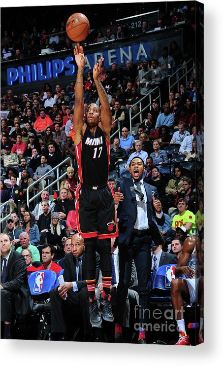 Atlanta Acrylic Print featuring the photograph Rodney Mcgruder by Scott Cunningham