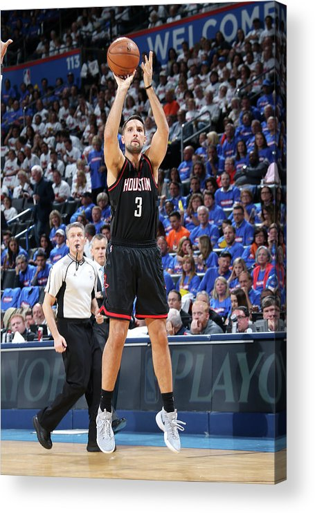 Playoffs Acrylic Print featuring the photograph Ryan Anderson by Layne Murdoch