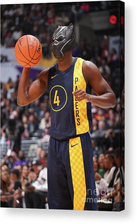 Event Acrylic Print featuring the photograph Victor Oladipo by Andrew D. Bernstein