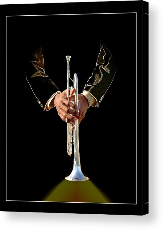 Photo Acrylic Print featuring the photograph Coolness by Richard Gordon