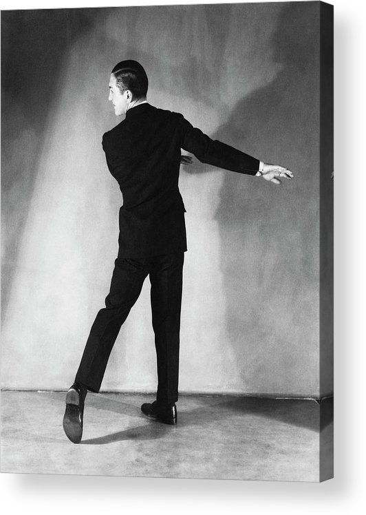 Dance Acrylic Print featuring the photograph The Charleston by Charles Sheeler