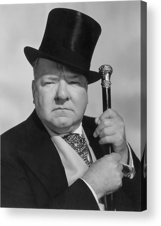 People Acrylic Print featuring the photograph Mahatma Kane Jeeves by Hulton Archive