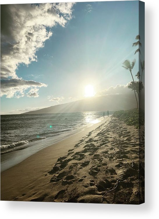 Hawaii Acrylic Print featuring the photograph Maui by Kristin Rogers