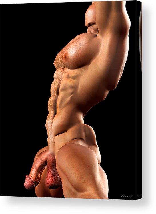 fitness modelle naked