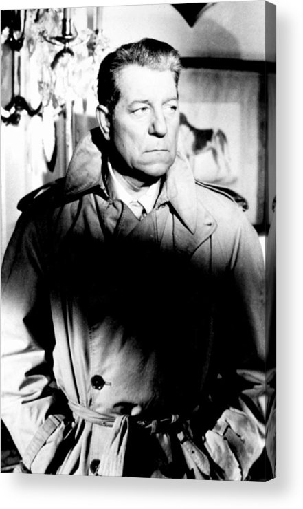 1950s Movies Acrylic Print featuring the photograph Razzia Sur La Chnouf, Jean Gabin, 1955 by Everett
