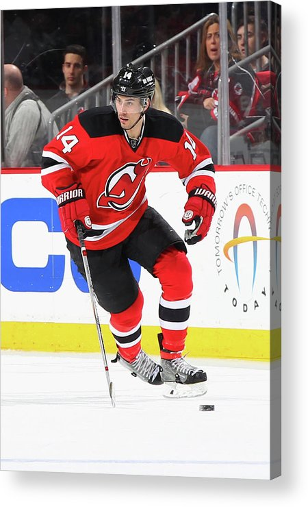 official photos 274dc dc693 Buffalo Sabres V New Jersey Devils Acrylic Print