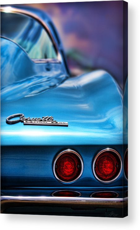 1965 Acrylic Print featuring the photograph 1965 Chevrolet Corvette Stingray by Gordon Dean II