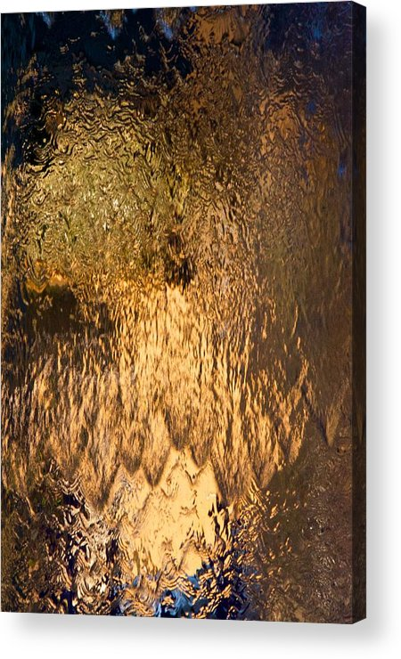 Cascade Acrylic Print featuring the photograph Cascade II by wDm Gallery