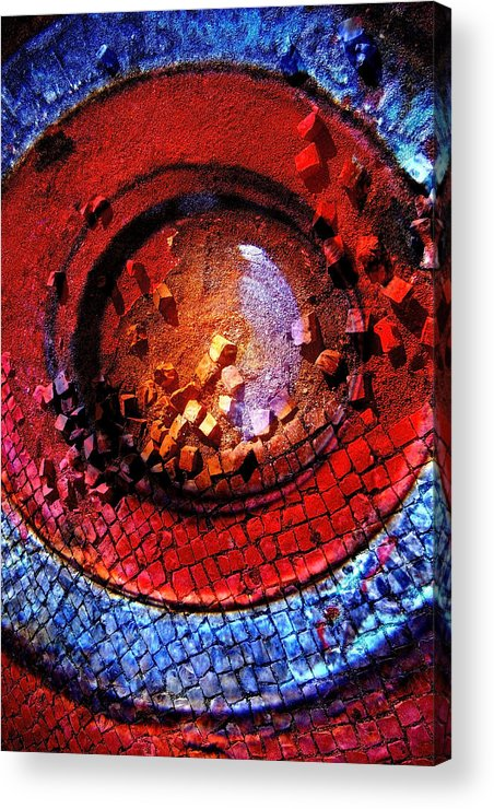 Hal Acrylic Print featuring the photograph HAL by Skip Hunt