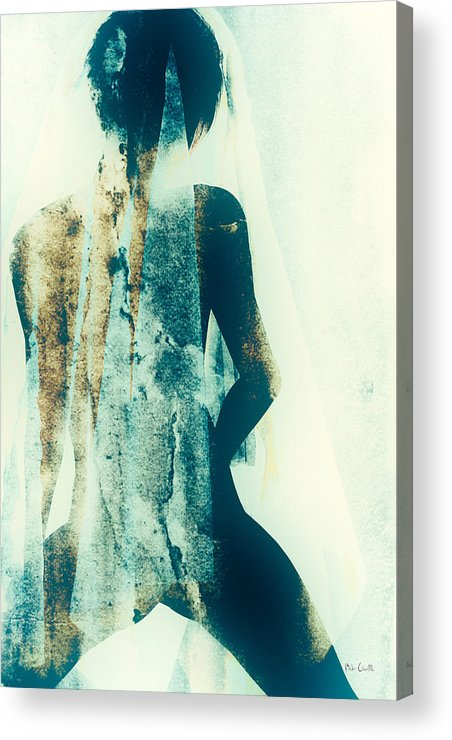 Abstract Acrylic Print featuring the photograph Illusions by Bob Orsillo