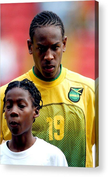 Soccer - International Friendly - Jamaica V Nigeria Acrylic Print