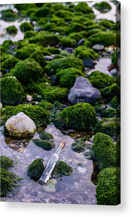 Sos Acrylic Print featuring the photograph Sos To The World by Marco Oliveira