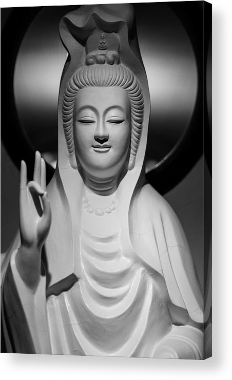 Third Noble Truth Acrylic Print by Adam Eurich