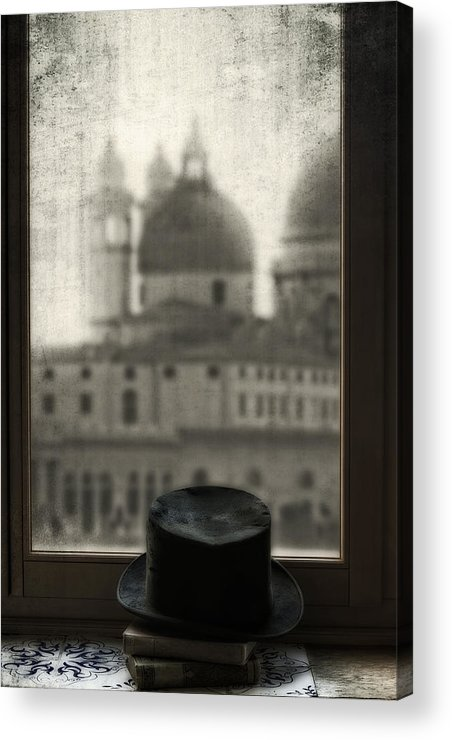 Top Hat Acrylic Print featuring the photograph Top Hat by Joana Kruse