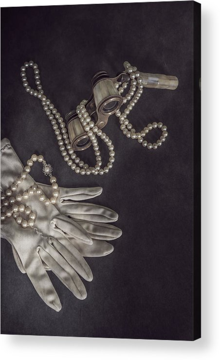 Opera Acrylic Print featuring the photograph Upper Class by Joana Kruse