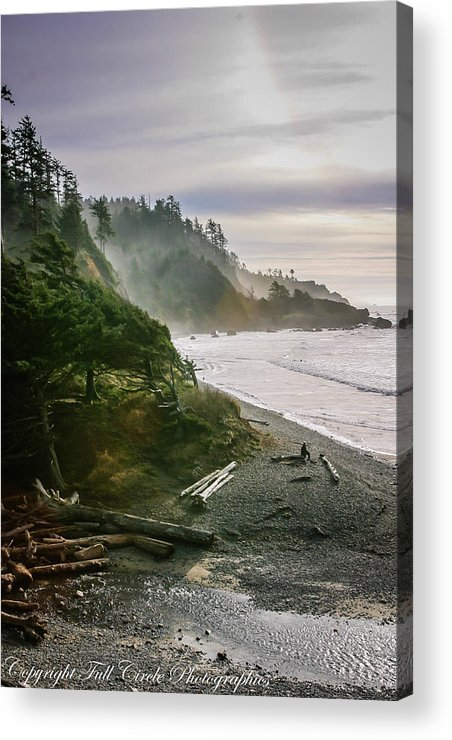 Oregon Acrylic Print featuring the photograph Vigil by Pandyce McCluer