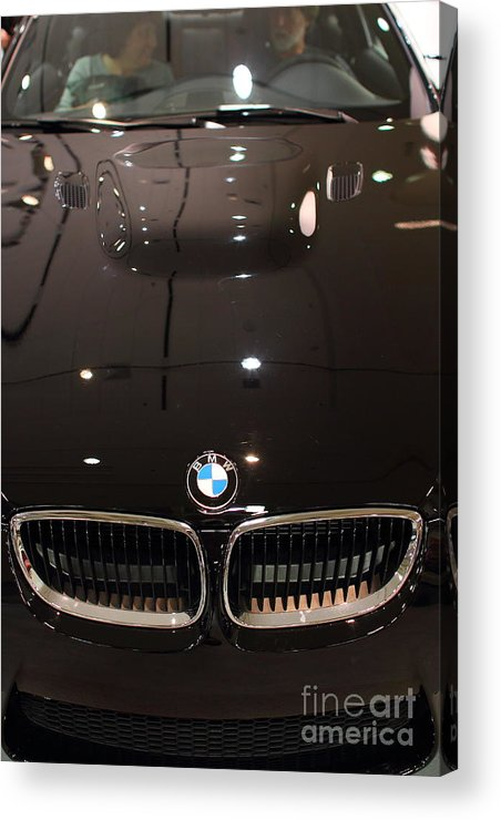 Transportation Acrylic Print featuring the photograph Bmw . 7d9575 by Wingsdomain Art and Photography