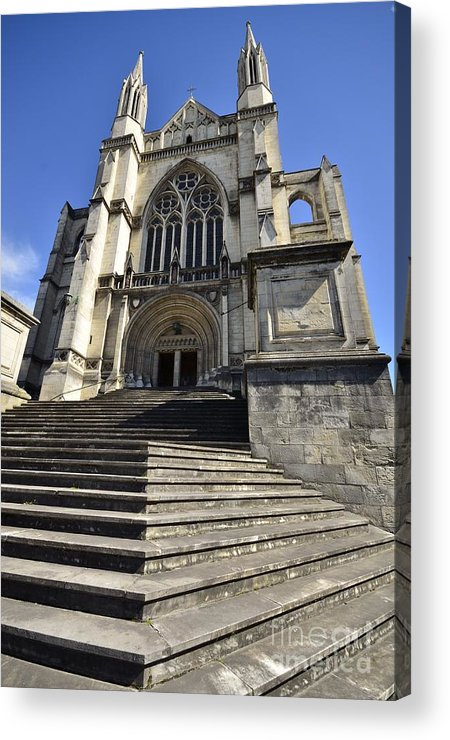 Chuch Acrylic Print featuring the photograph Church by Peter Harrison