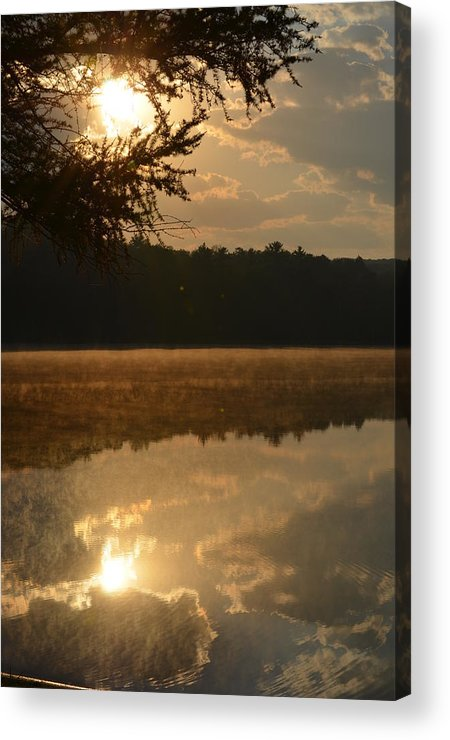 Scenic Acrylic Print featuring the photograph Sunrise by Jennifer King