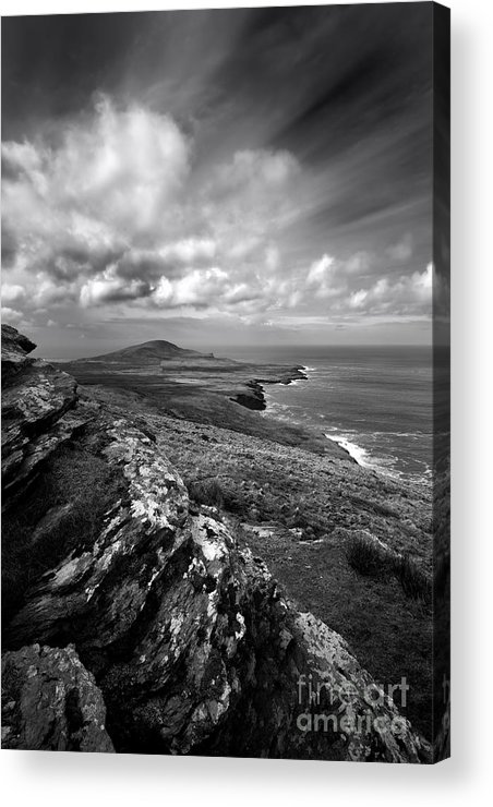 Feaghmaan West Acrylic Print featuring the photograph Feaghmaan West by Smart Aviation