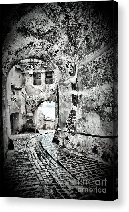 Passage Acrylic Print featuring the photograph Passage by Gabriela Insuratelu