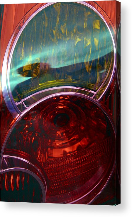 Photographer Acrylic Print featuring the photograph Stop by Jez C Self