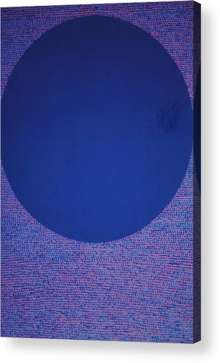 Inspirational Acrylic Print featuring the painting Perfect Existence by Kyung Hee Hogg