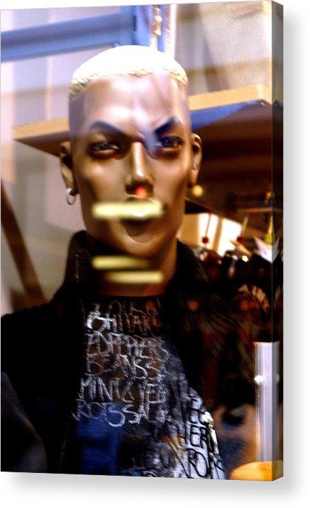 Jez C Self Acrylic Print featuring the photograph Alex Older by Jez C Self