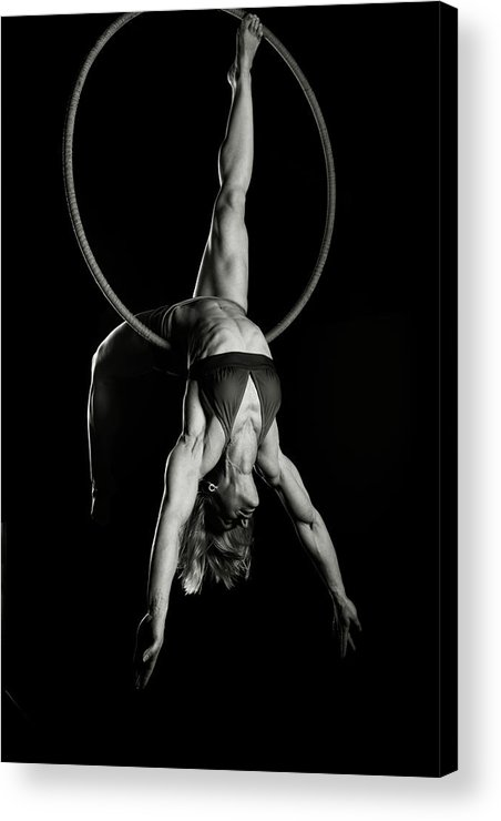 Power Acrylic Print featuring the photograph Balance Of Power 14 by Monte Arnold