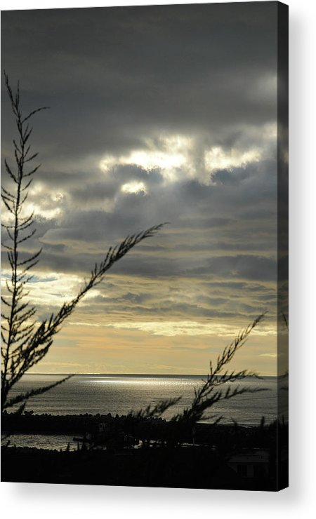 Beach Acrylic Print featuring the photograph Divine Spot by John Finch